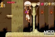 Disney's Aladdin [Game Boy Advance]