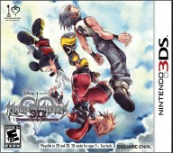 Kingdom Hearts 3D: Dream Drop Distance [3DS]