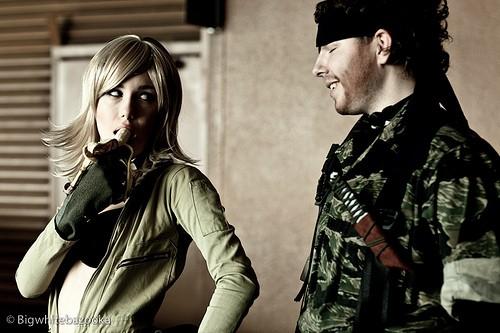 Eva, la atractiva espía de Metal Gear Solid 3 | NoSoloBits