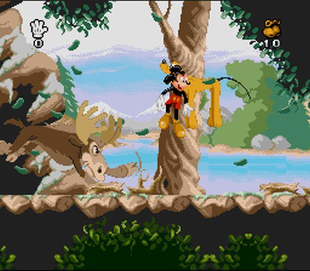 Retro Review de Mickey Mania: The Timeless Adventures of