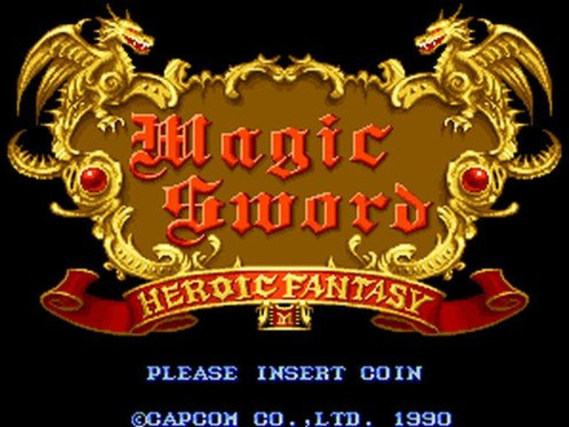 Retro Review de Magic Sword: Heroic Fantasy 1
