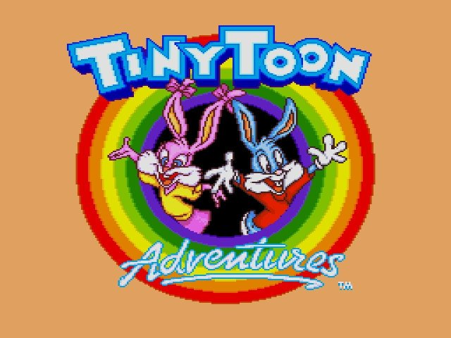 Retro Review de Tiny Toon Adventures: Buster's Hidden Treasure 1