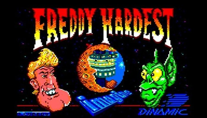 Retro Review Freddy Hardest