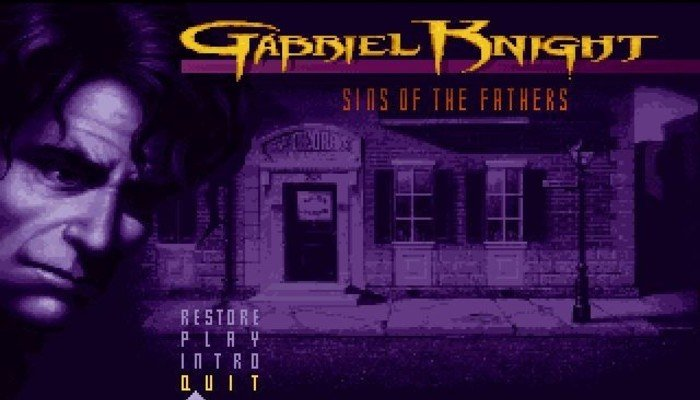 Retro Review Gabriel Knight: Sins of the Fathers
